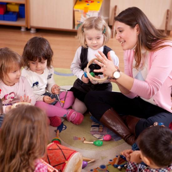 Nursery-Counselor